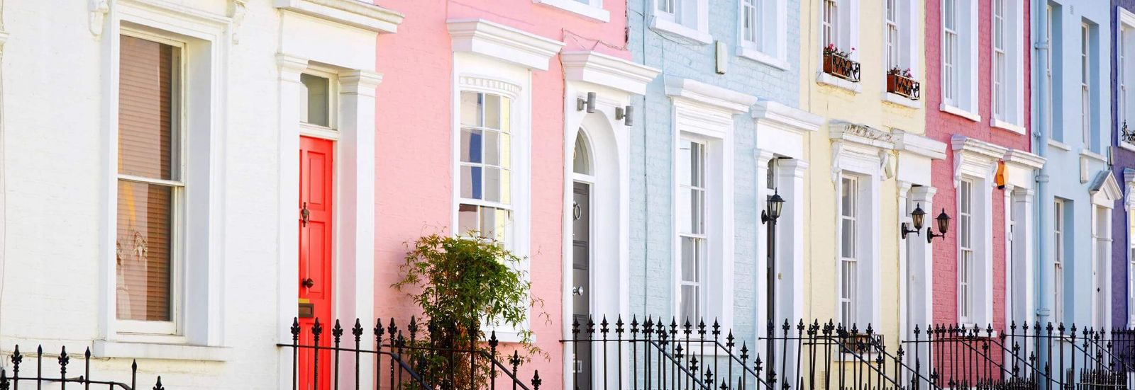 London England Notting Hill