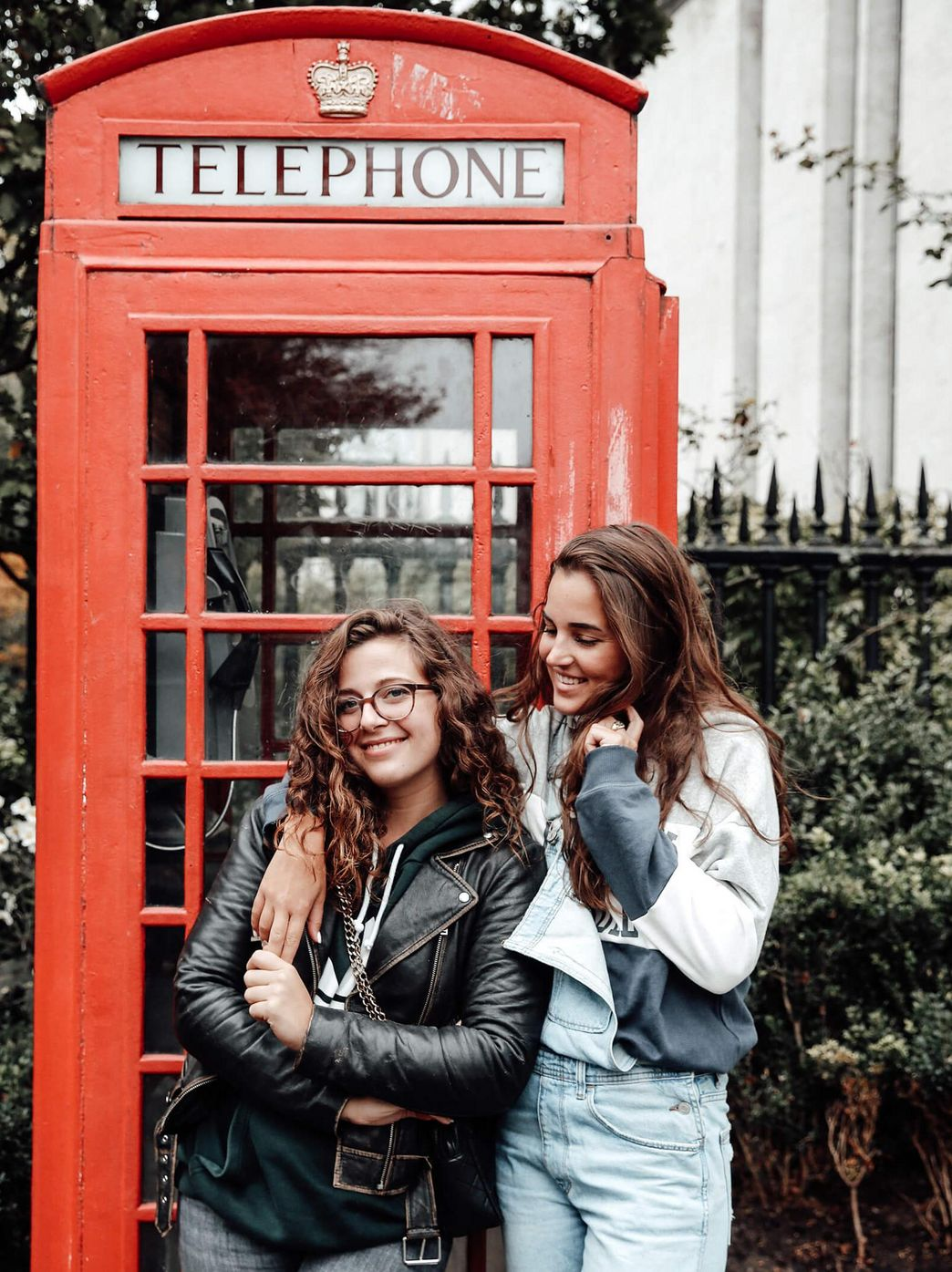 London Telefonbox