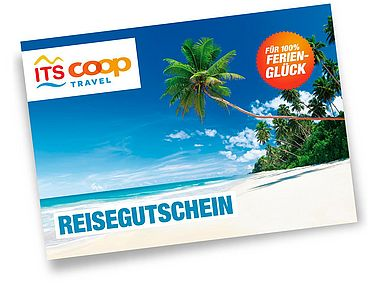 Supercard Gutscheine ITS Coop Travel