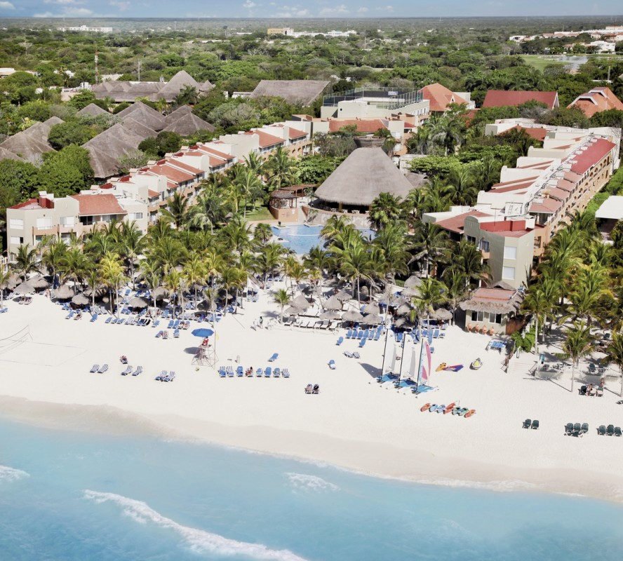 Hotel Viva Wyndham Azteca, Mexiko, Cancun, Playa del Carmen