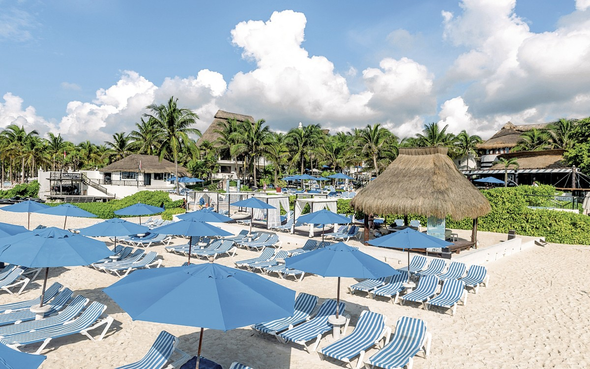 Hotel The Reef Playacar, Mexiko, Cancun, Playa del Carmen, Bild 1