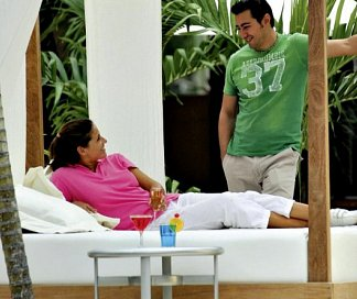 Hotel Boutique Magic Blue, Mexiko, Cancun, Playa del Carmen, Bild 1