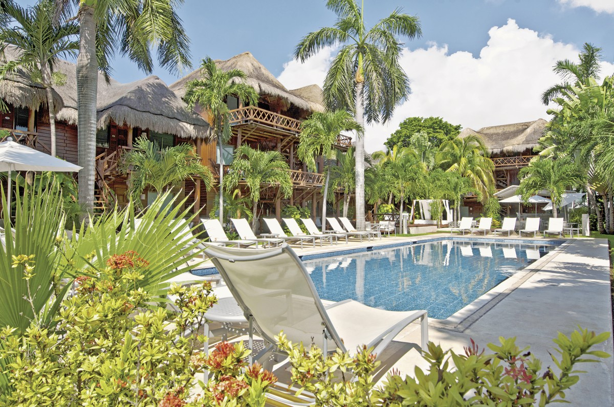 Hotel Magic Blue, Mexiko, Riviera Maya & Insel Cozumel, Playa del Carmen, Bild 1