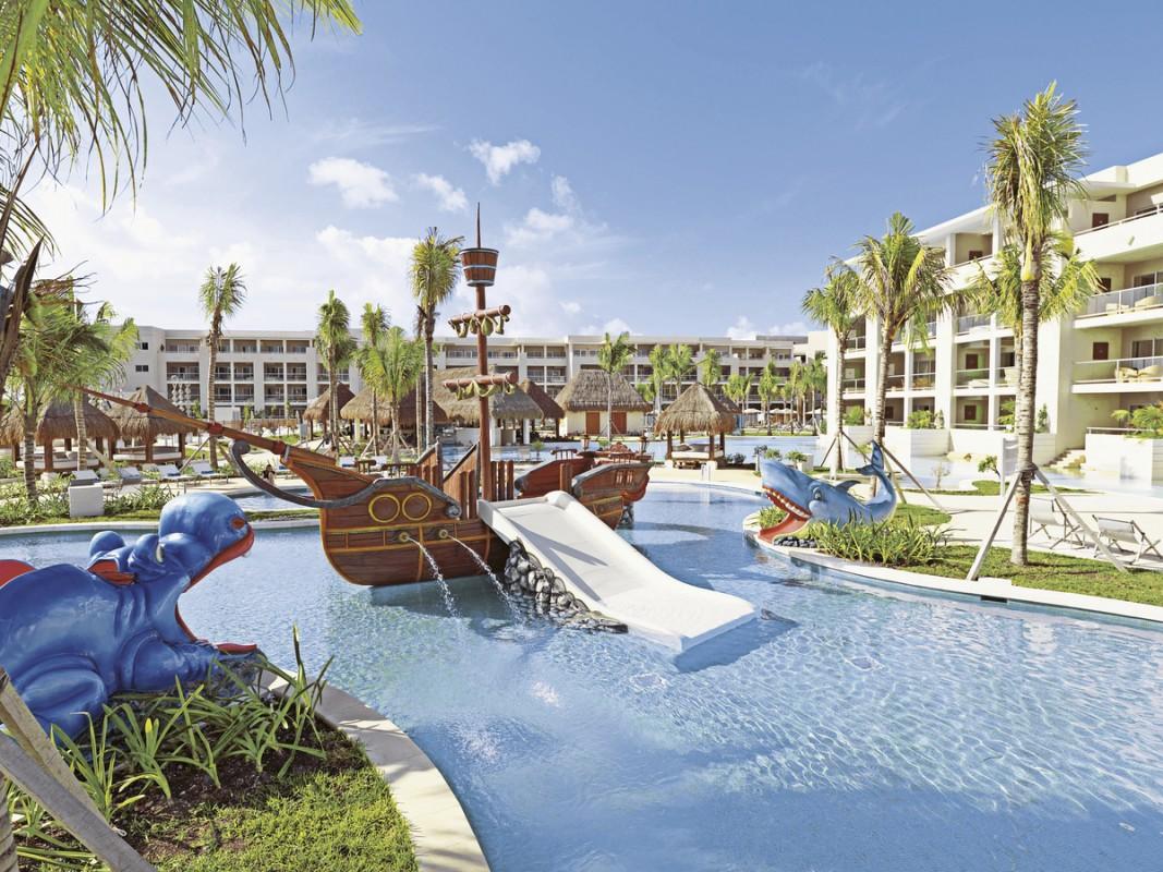 Hotel Paradisus Playa del Carmen La Esmeralda, Mexiko, Cancun, Playa del Carmen, Bild 1