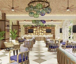 Hotel Panama Jack Gran Porto Resort Playa del Carmen, Mexiko, Cancun, Playa del Carmen, Bild 1