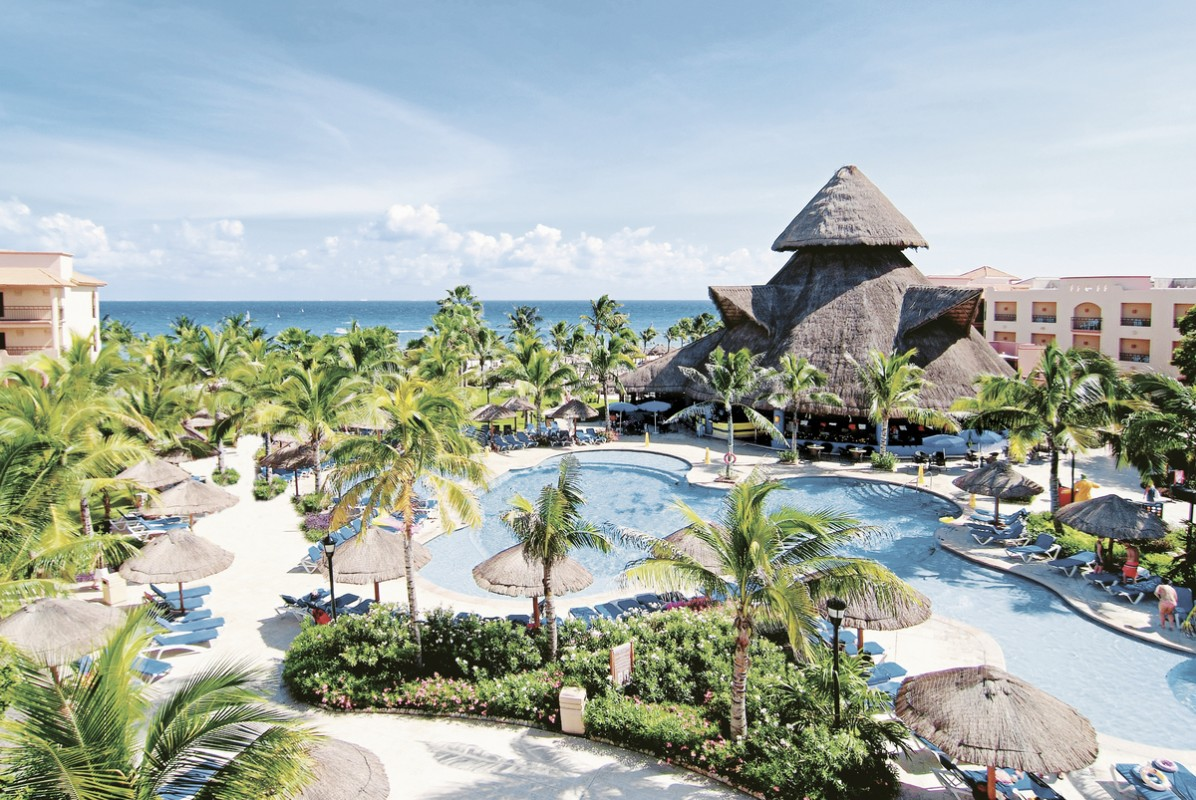 Hotel Sandos Playacar Beach Experience Resort & Spa, Mexiko, Cancun, Playa del Carmen, Bild 1