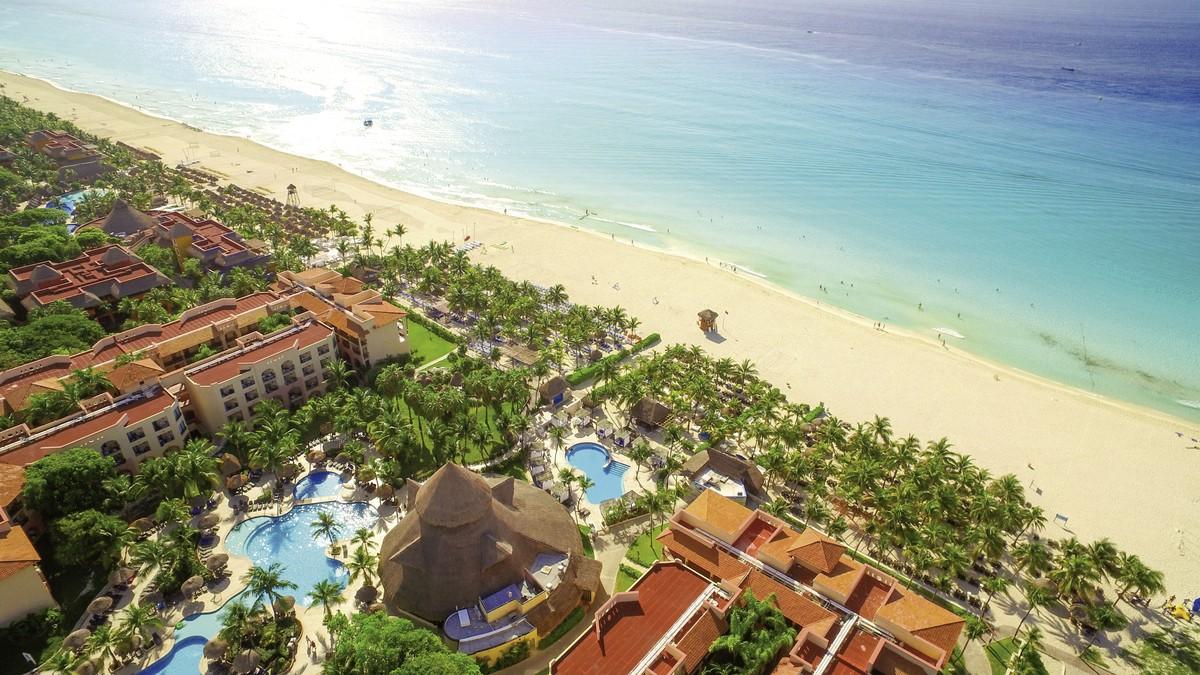 Hotel Sandos Playacar Beach Resort, Mexiko, Cancun, Playa del Carmen, Bild 1