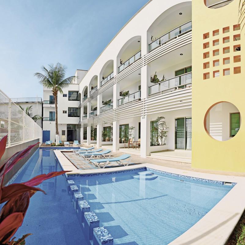 Hotel Casa Melissa, Mexiko, Riviera Maya & Insel Cozumel, Playa del Carmen, Bild 1