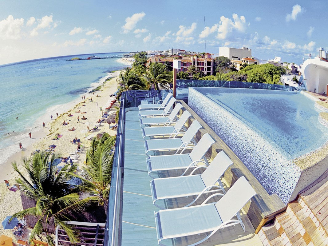 Hotel The Carmen, Mexiko, Cancun, Playa del Carmen, Bild 1