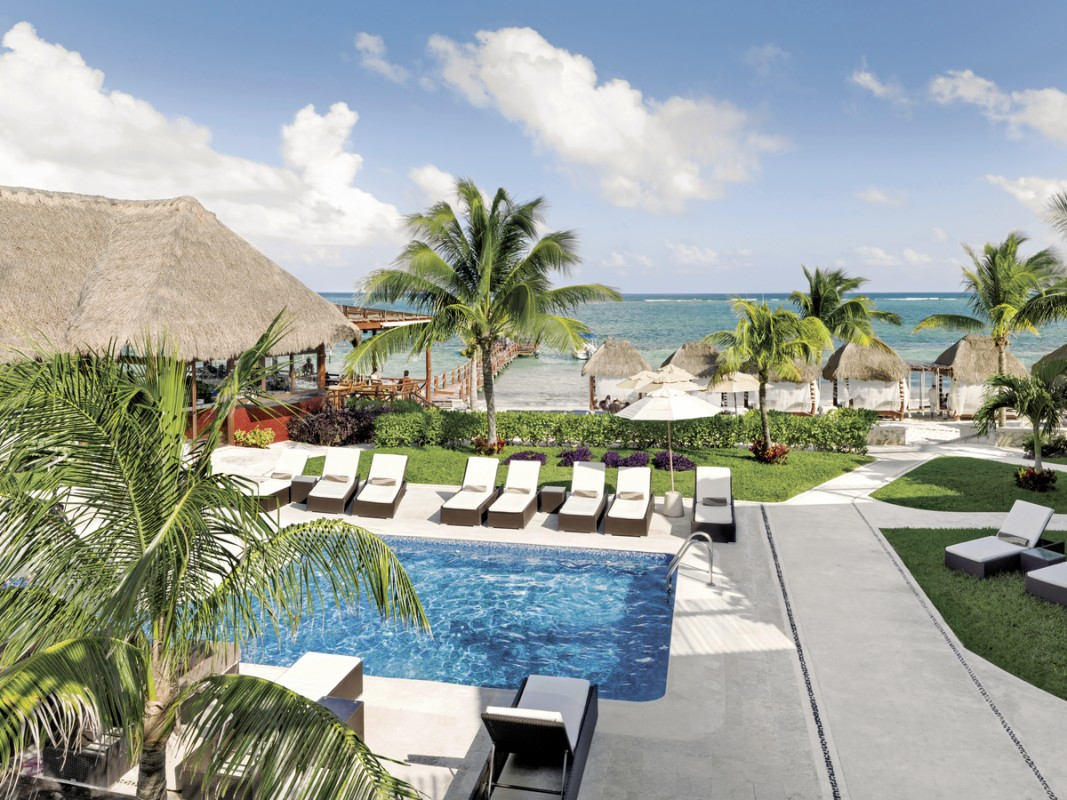 Hotel Azul Beach Resort Riviera Maya by Karisma, Mexiko, Cancun, Puerto Morelos, Bild 1