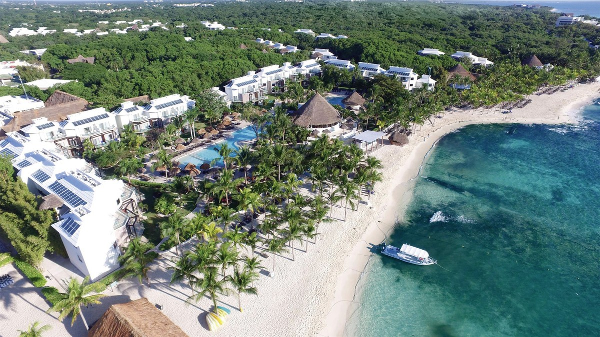 Hotel Sandos Caracol Eco Resort, Mexiko, Cancun, Playa del Carmen, Bild 1