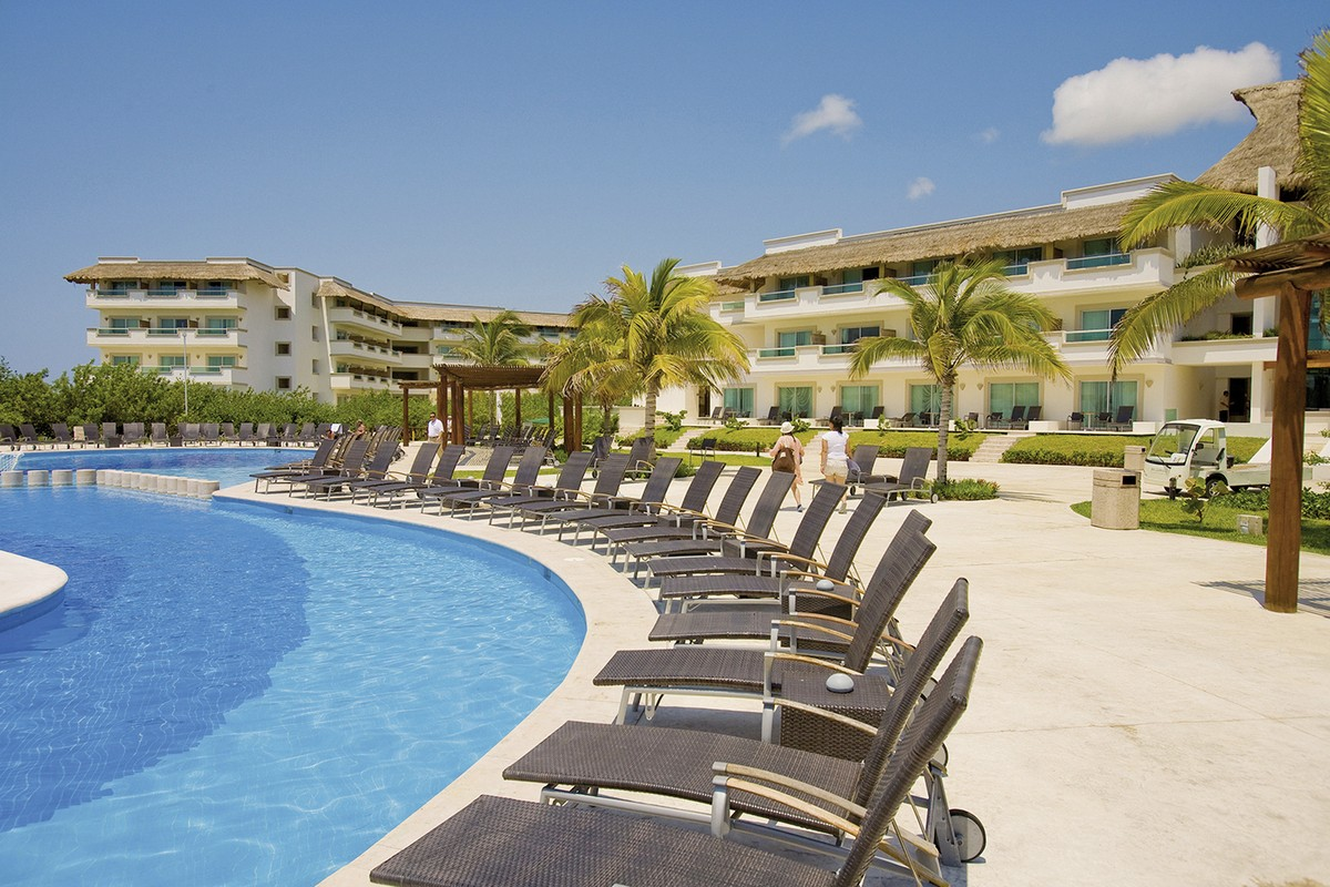 Hotel BlueBay Grand Esmeralda, Mexiko, Cancun, Playa del Carmen, Bild 1