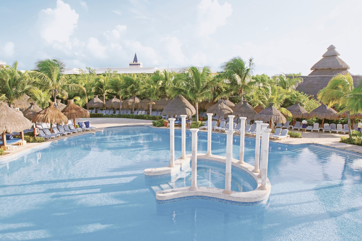 Hotel Iberostar Paraíso Beach, Mexiko, Cancun, Playa Paraiso, Bild 1