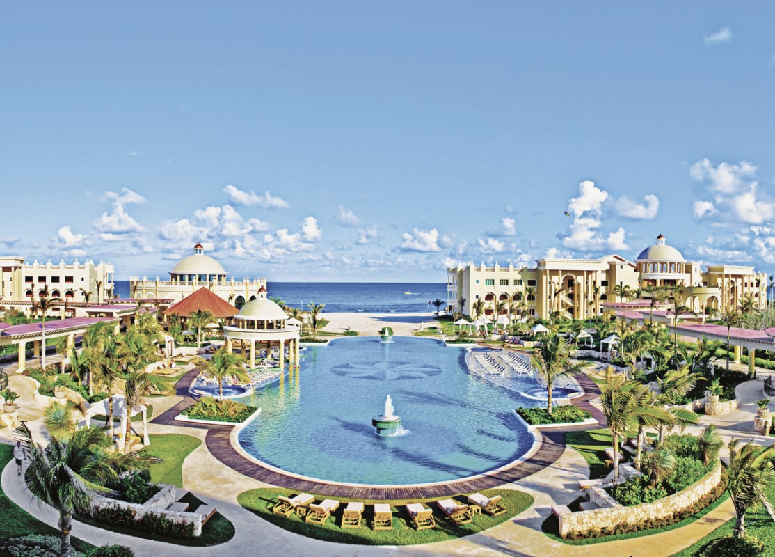 Hotel IBEROSTAR Grand Paraiso, Mexiko, Cancun, Playa del Carmen