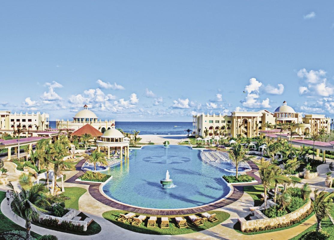 Hotel Iberostar Grand Paraíso, Mexiko, Cancun, Playa del Carmen, Bild 1