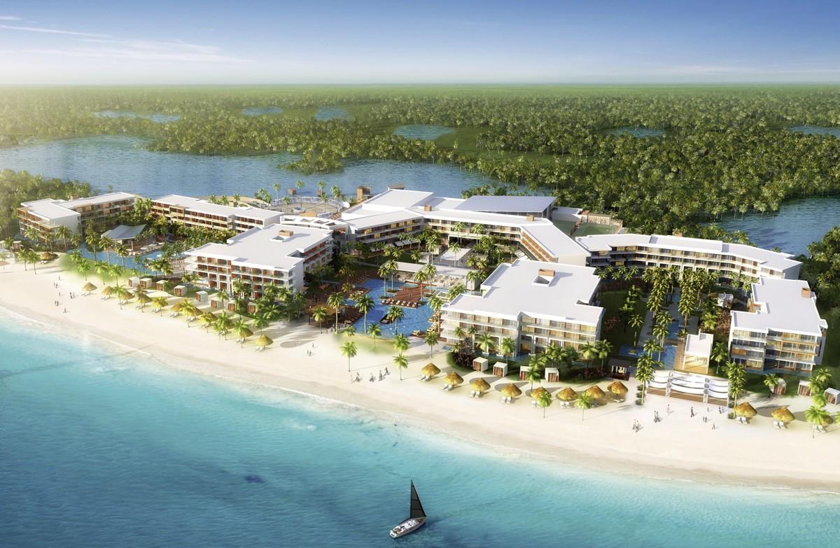 Hotel Breathless Riviera Cancún Resort & Spa, Mexiko, Riviera Maya & Insel Cozumel, Puerto Morelos, Bild 1