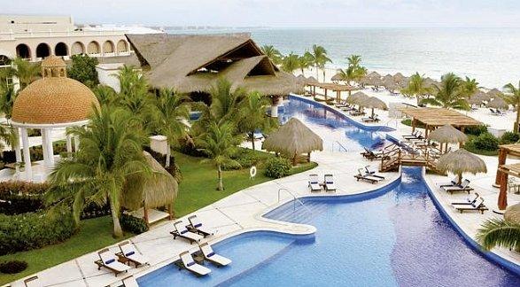 Hotel Excellence Riviera Cancun, Mexiko, Cancun, Puerto Morelos, Bild 1