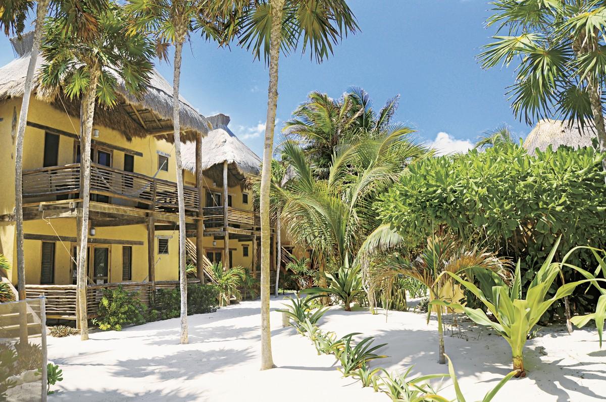 Hip Hotel Tulúm, Mexiko, Riviera Maya & Insel Cozumel, Tulum, Bild 1