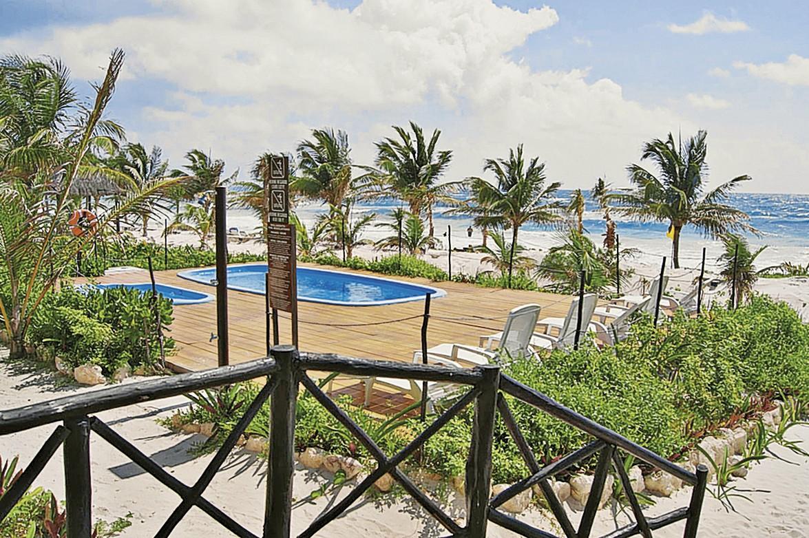 Hotel Cabanas Los Lirios, Mexiko, Cancun, Tulum, Bild 1