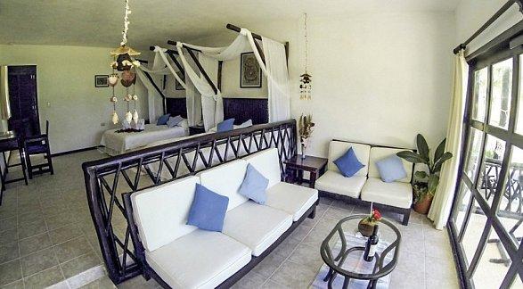 Hotel Cabañas Los Lirios, Mexiko, Cancun, Tulum, Bild 1