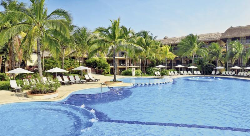 Hotel Catalonia Yucatan Beach Resort & Spa, Mexiko, Riviera Maya & Insel Cozumel, Puerto Aventuras, Bild 1