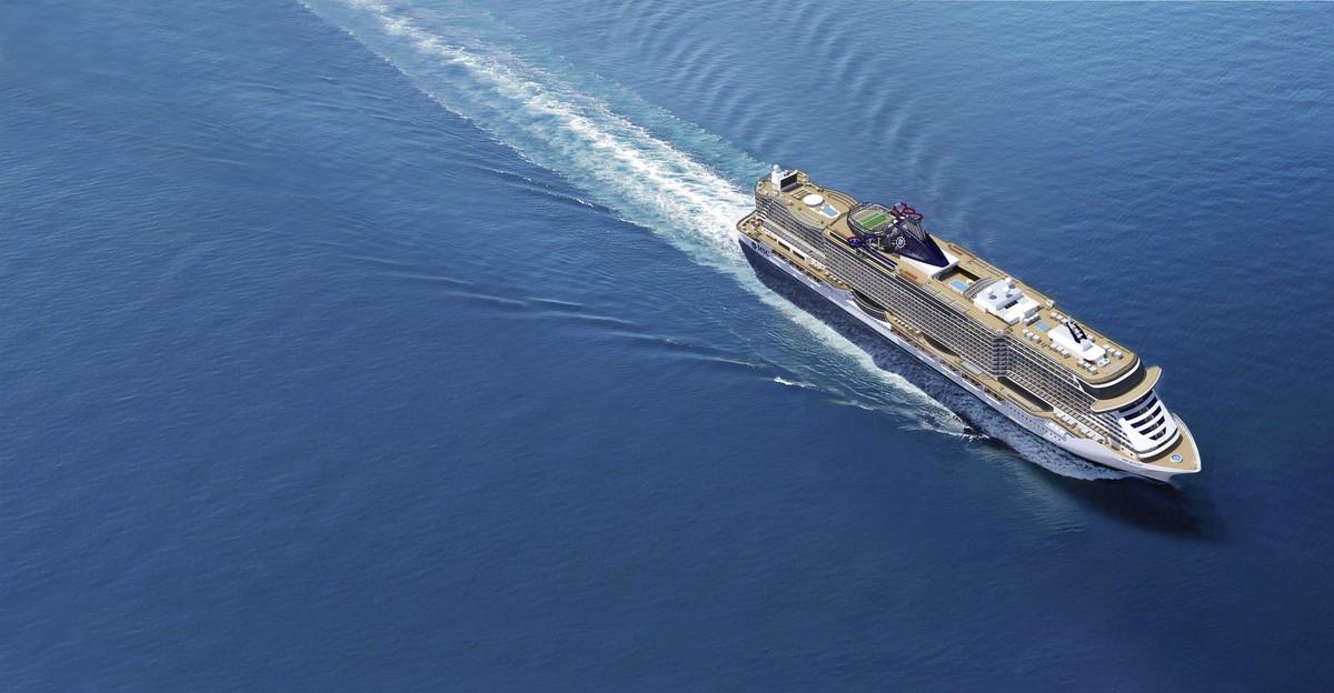 Kreuzfahrt MSC Seaview: Transatlantik, Kreuzfahrt, Santos/Genua, Bild 1