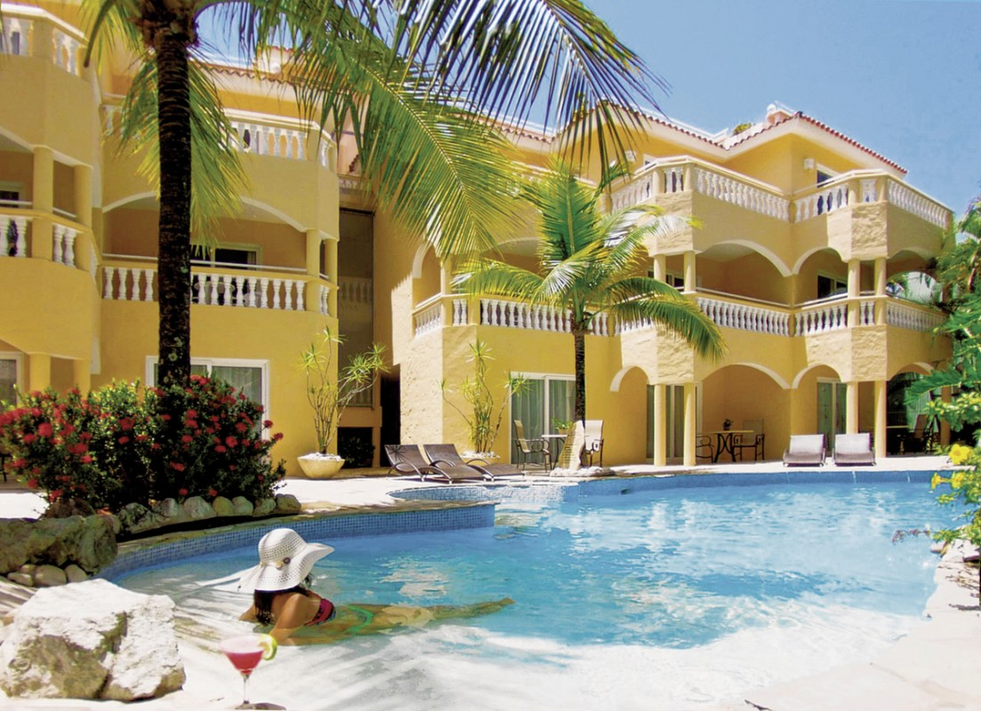 Hotel Villa Taina, Dominikanische Republik, Puerto Plata, Cabarete