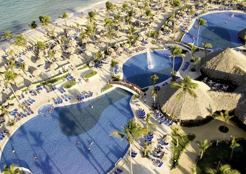 Hotel Grand Bahia Principe Bávaro, Dominikanische Republik, Punta Cana