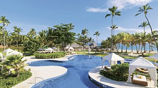 Iberostar Grand Hotel Bávaro, Dominikanische Republik, Punta Cana, Playa Bavaro