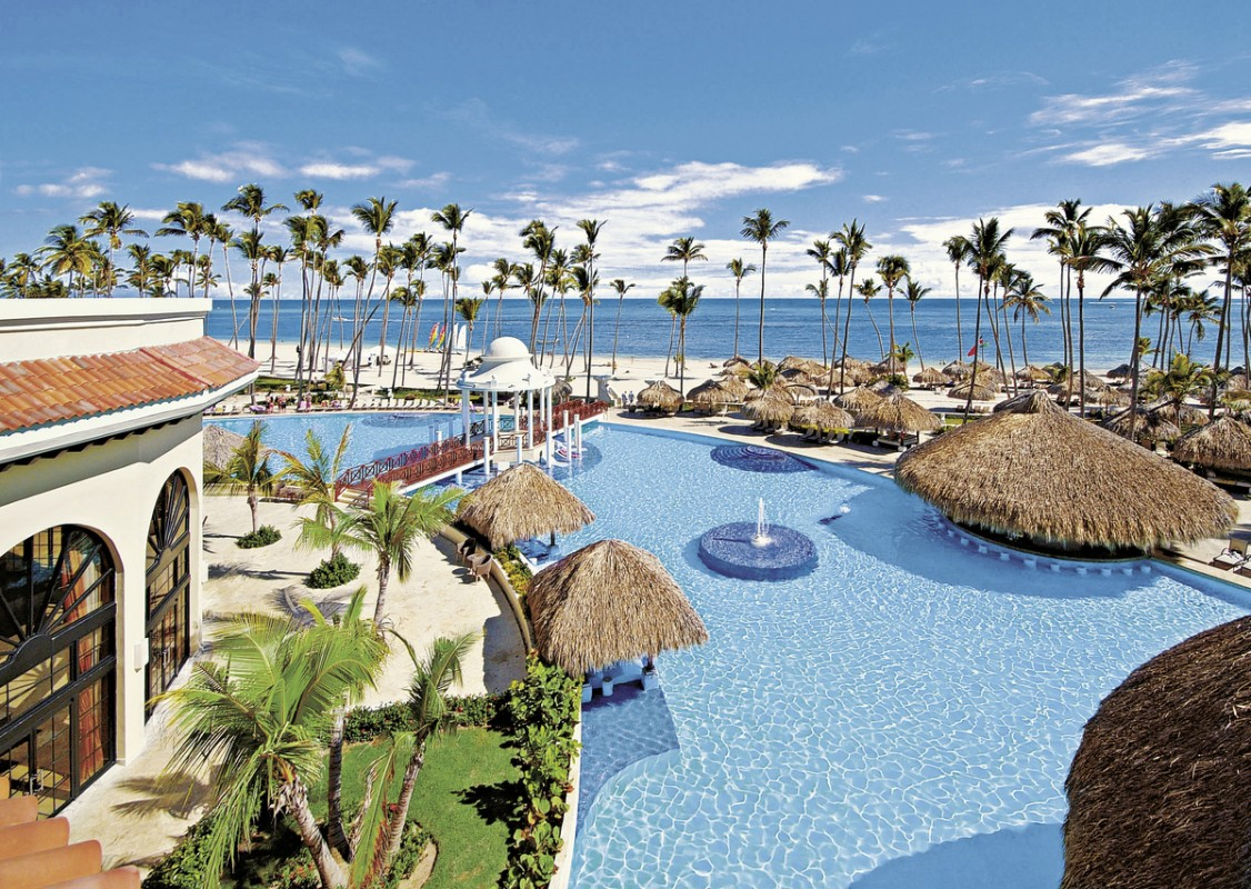 Hotel Paradisus Palma Real Golf & Spa Resort, Dominikanische Republik, Punta Cana, Playa Bavaro, Bild 1