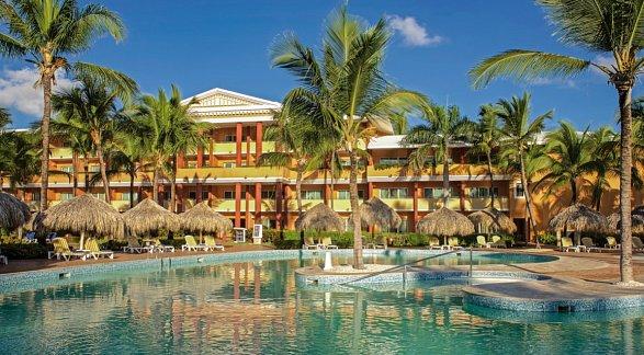 Hotel Iberostar Dominicana, Dominikanische Republik, Punta Cana, Playa Bavaro, Bild 1