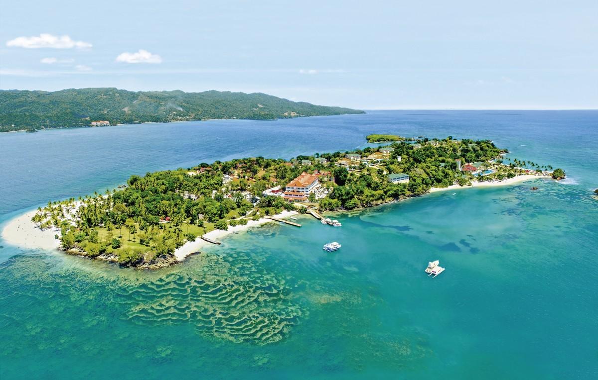 Hotel Luxury Bahia Principe Cayo Levantado, Dominikanische Republik, Halbinsel Samana, Samana, Bild 1