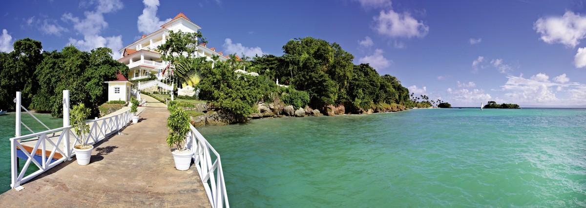 Hotel Luxury Bahia Principe Cayo Levantado Don Pablo Collection, Dominikanische Republik, Halbinsel Samana, Samana