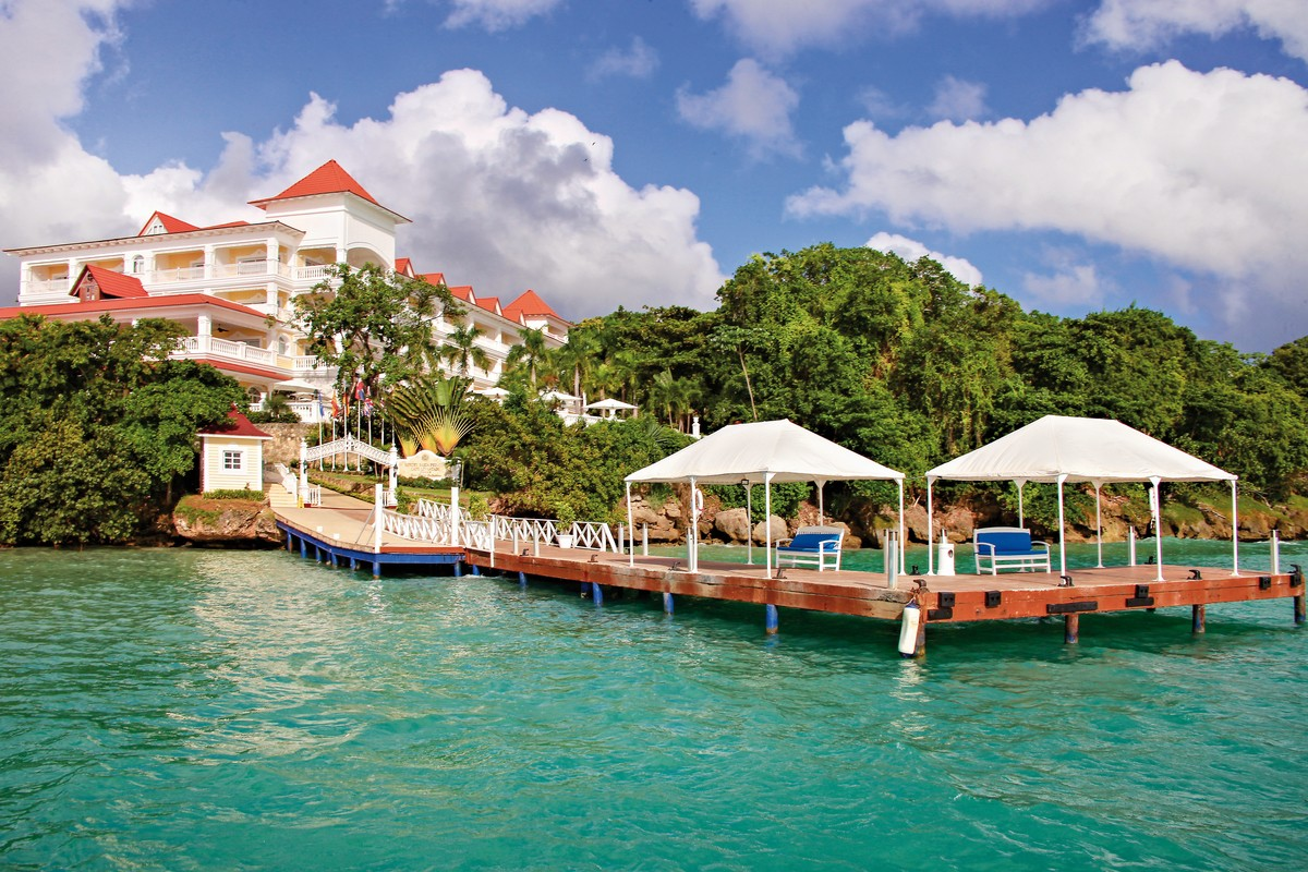 Hotel Luxury Bahia Principe Cayo Levantado, Dominikanische Republik, Samana, Bild 1