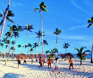 Hotel Viva Wyndham Dominicus Palace, Dominikanische Republik, Santo Domingo, Bayahibe, Bild 1