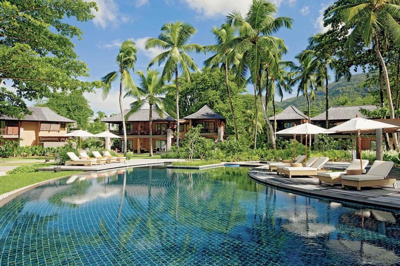 Hotel Constance Ephélia Seychelles, Seychellen, Port Launay