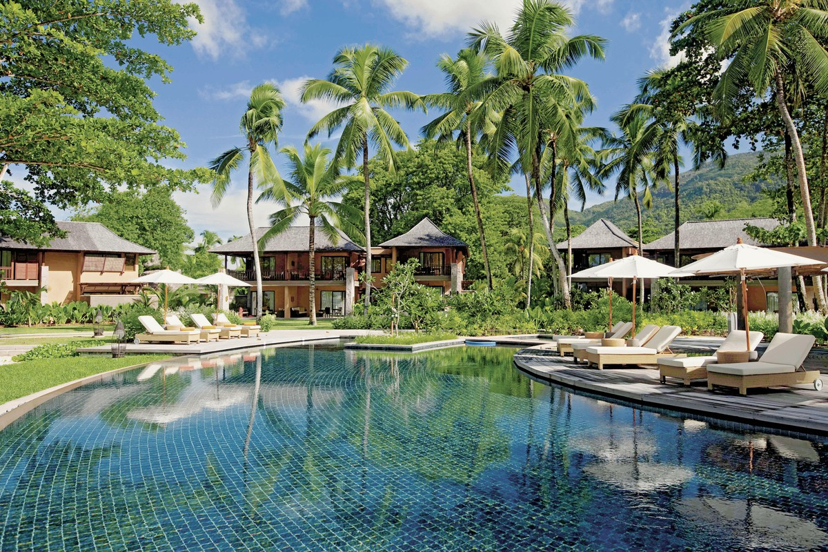 Hotel Constance Ephelia Seychelles, Seychellen, Port Launay, Bild 1