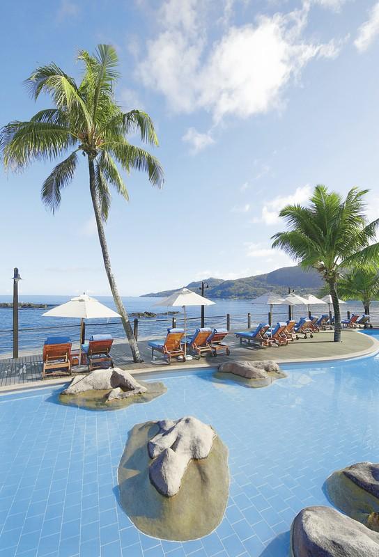 Hotel Le Méridien Fisherman's Cove, Seychellen, Beau Vallon