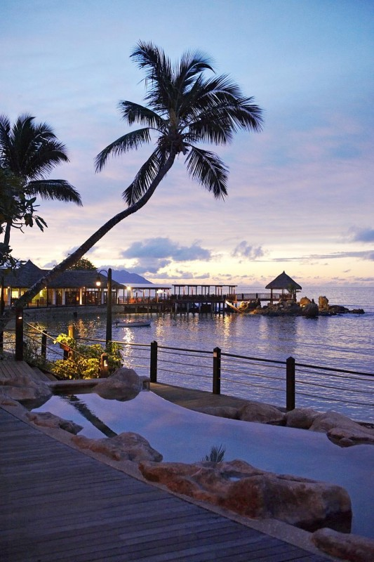 Hotel Le Meridien Fisherman's Cove, Seychellen, Beau Vallon