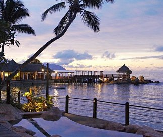Hotel Le Meridien Fisherman's Cove, Seychellen, Insel Mahé: Beau Vallon, Bild 1