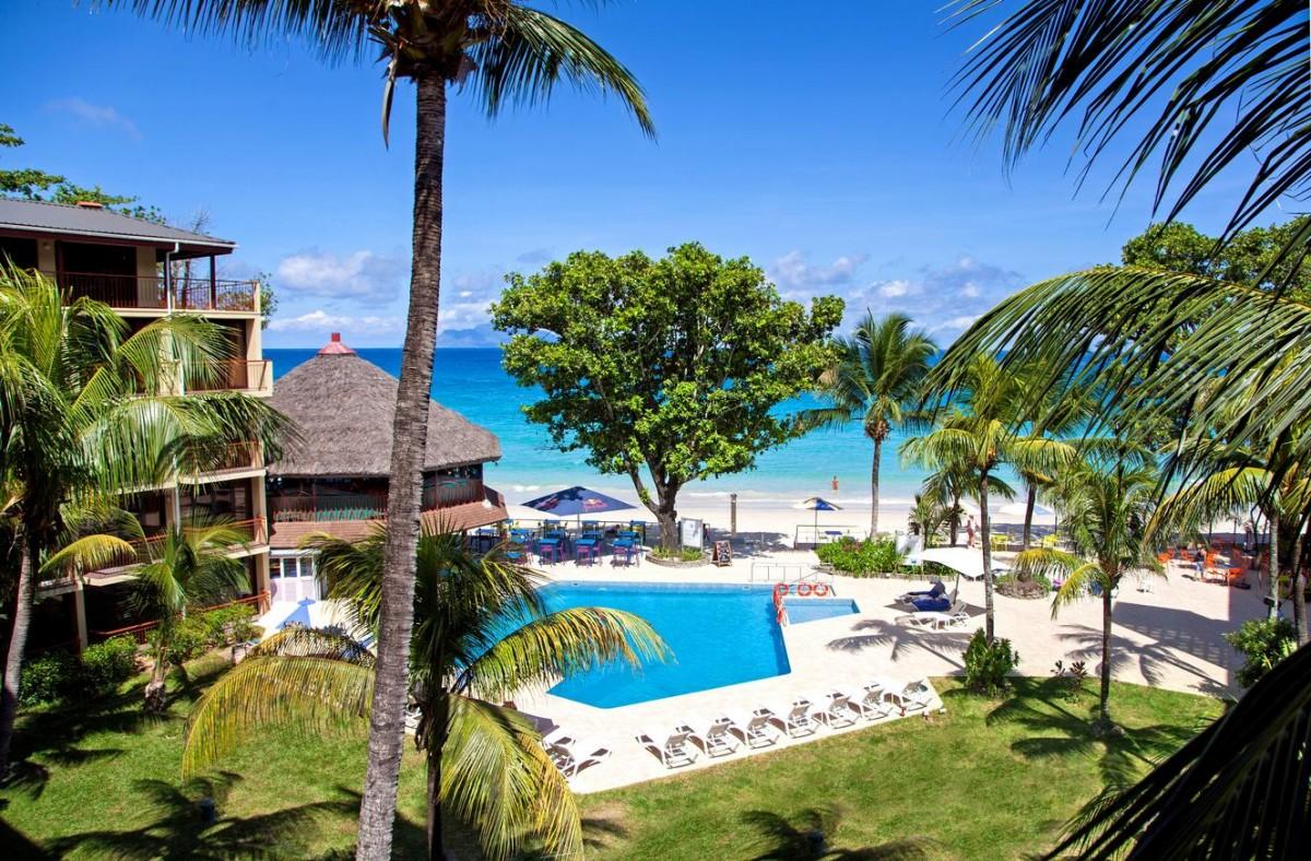 Hotel Coral Strand, Seychellen, Beau Vallon, Bild 1