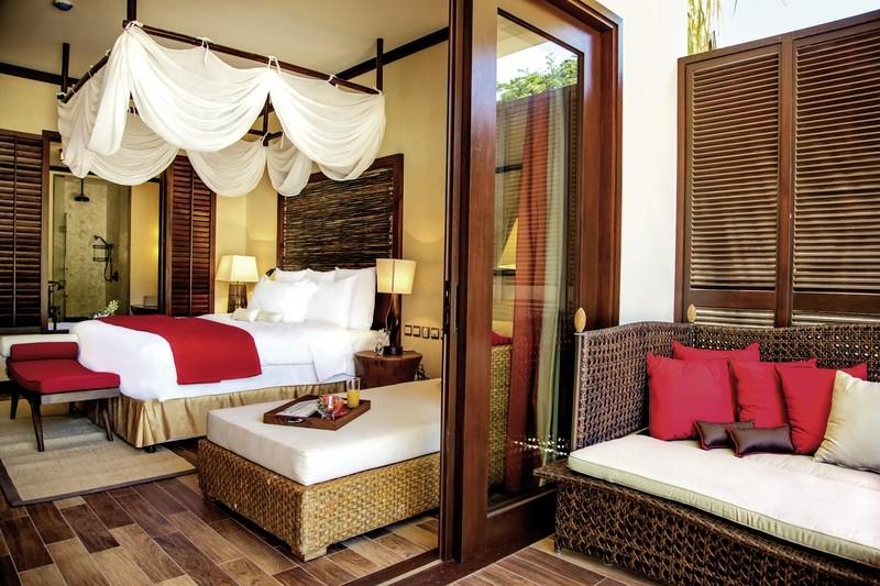 Hotel The H Resort Beau Vallon Beach, Seychellen, Insel Mahé