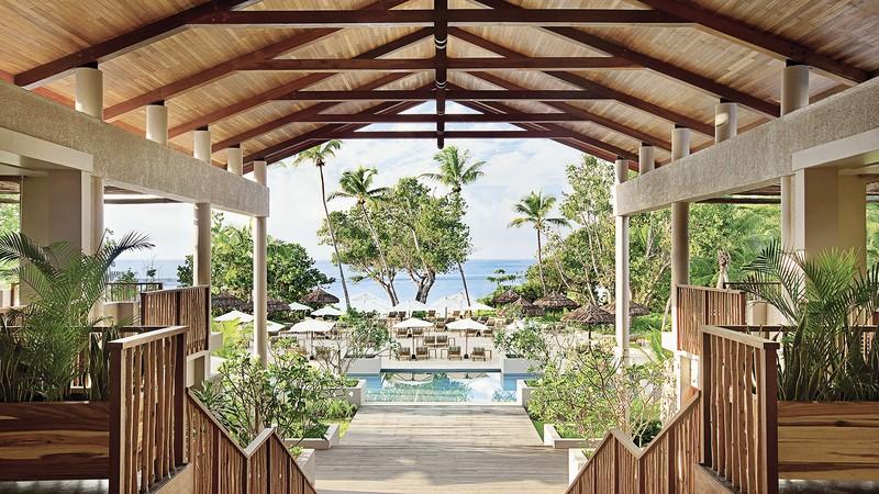 Hotel Kempinski Seychelles Resort, Seychellen, Baie Lazare, Bild 1
