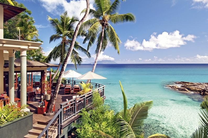 Hotel Hilton Northolme, Seychellen, Glacis