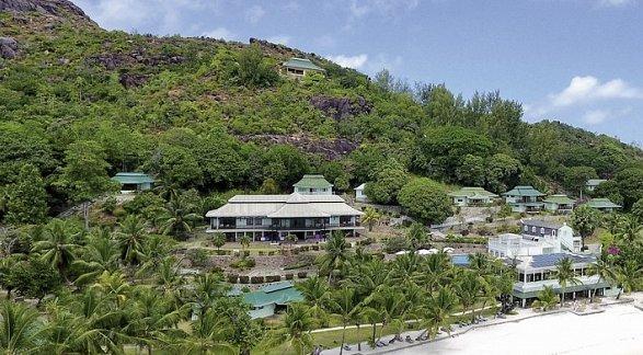 Hotel L' Archipel, Seychellen, Insel Praslin, Bild 1