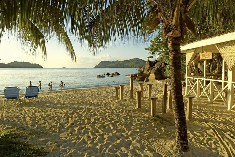 Hotel Le Domaine de la Reserve, Seychellen, Anse Petite Cour, Bild 1