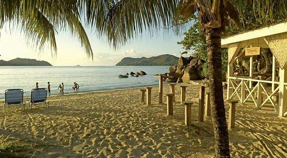 Le Domaine de La Réserve Hotel, Seychellen, Praslin/Anse Petite Cour, Bild 1