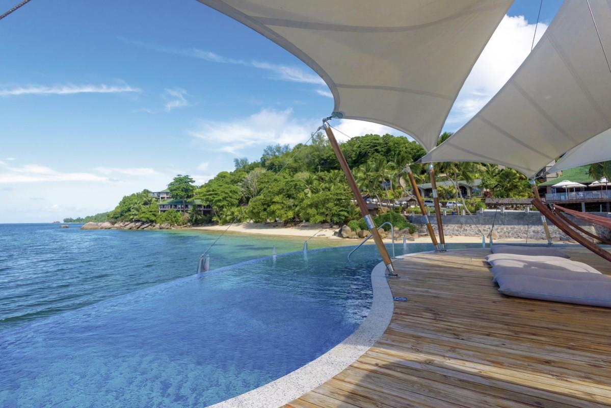 Hotel Coco de Mer & Black Parrot Suites, Seychellen, Anse Bois de Rose