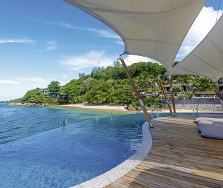 Hotel Coco de Mer & Black Parrot Suites, Seychellen, Praslin/Anse Bois de Rose, Bild 1