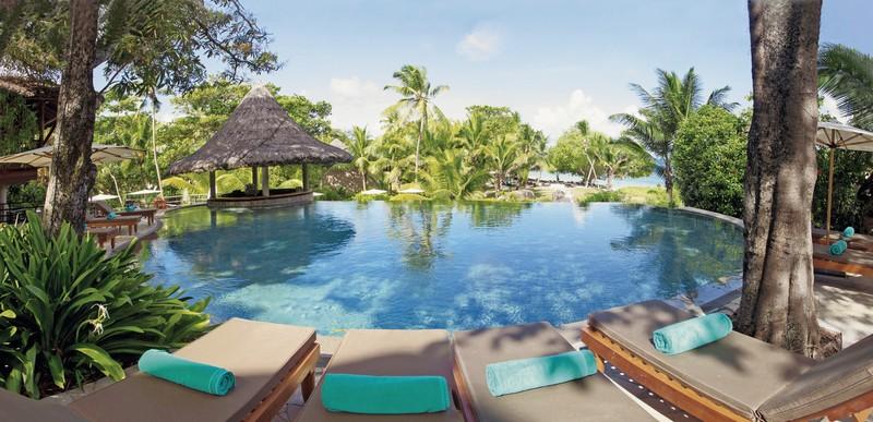 Hotel Constance Lémuria Seychelles, Seychellen, Anse Kerlan, Bild 1